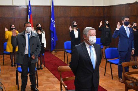 Abogados de la región de Ñuble juraron en Corte de Apelaciones de Chillán