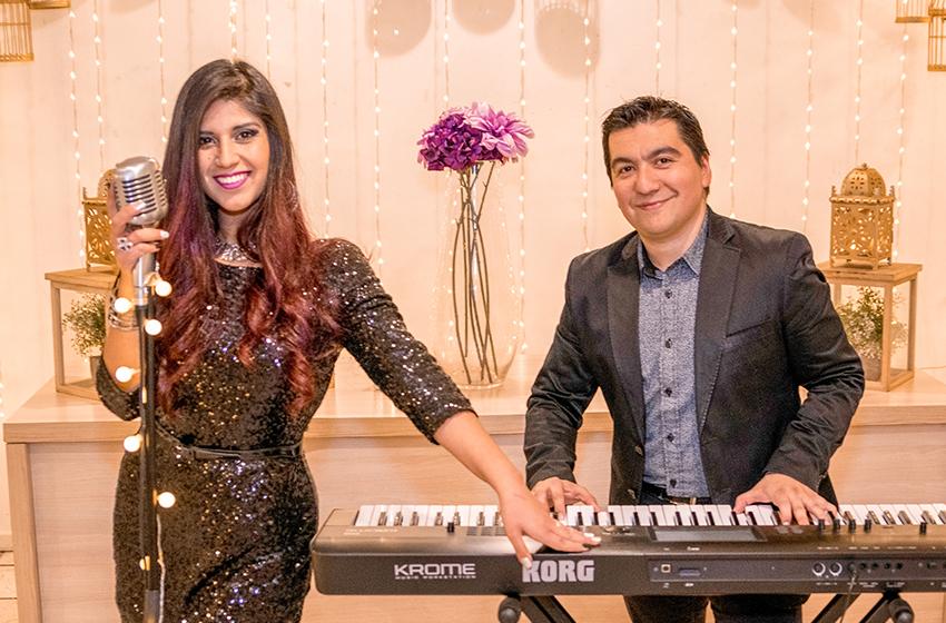 Duo Conecta2: Alta calidad musical para todos sus eventos