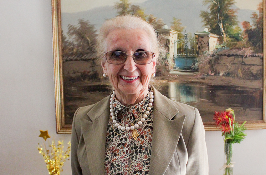 Graciela Mártin Montenegro, secretaria ejecutiva
