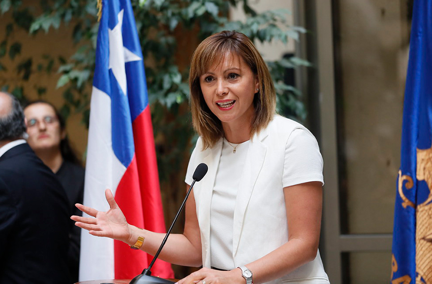 """Diputada Carvajal pide al gobierno que reparta kit de higiene para mujeres: """"no es solo alimentarse, es dignidad"""""""