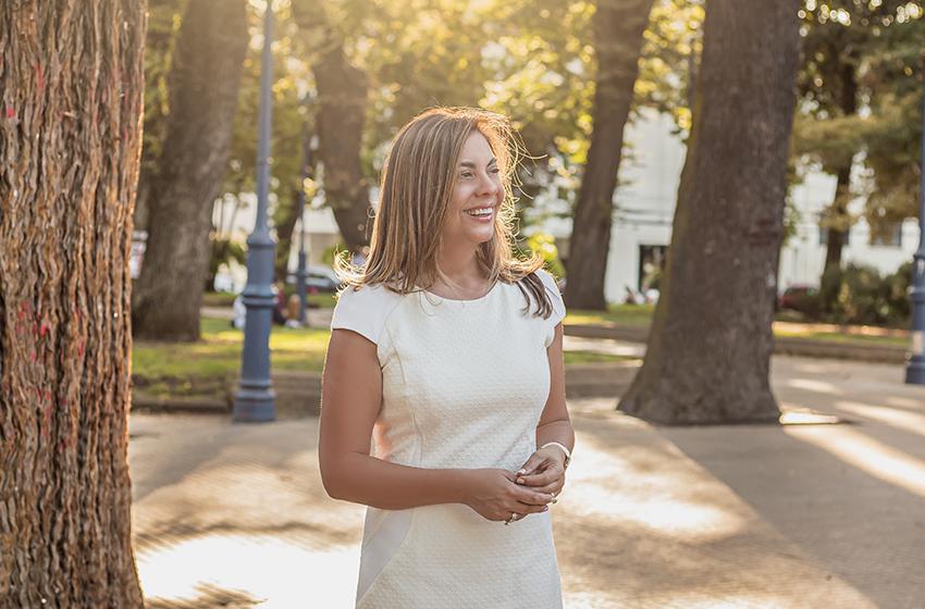 Nadia Kaik: «Me siento una mujer feliz, realizada y con grandes desafíos en el futuro»
