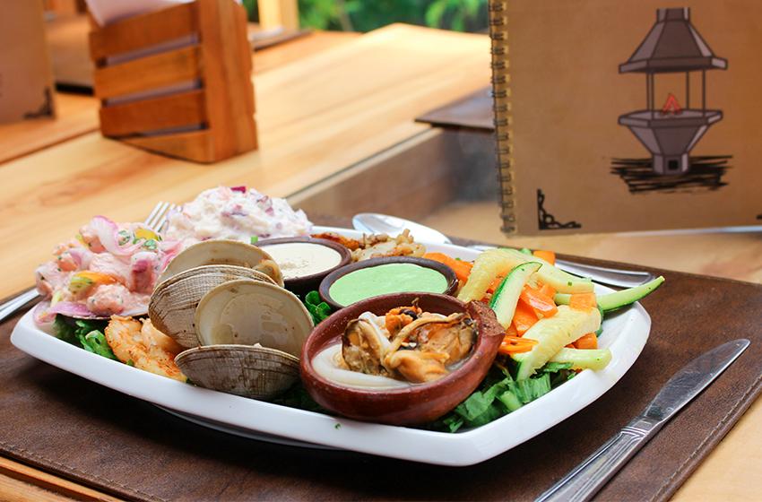 Pan de piedra Restaurant, calidad y variedad en un ambiente único