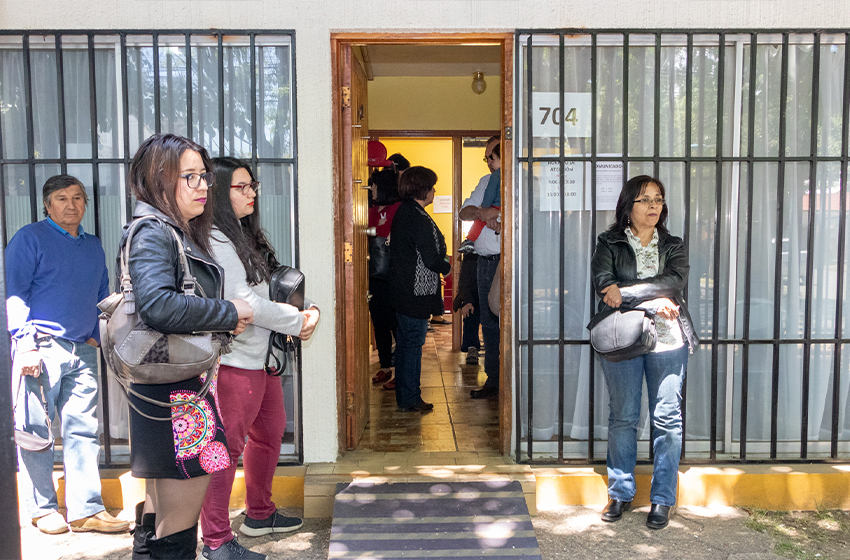 Coronavirus obliga al cierre de oficinas del Programa de Recambio de Calefactores