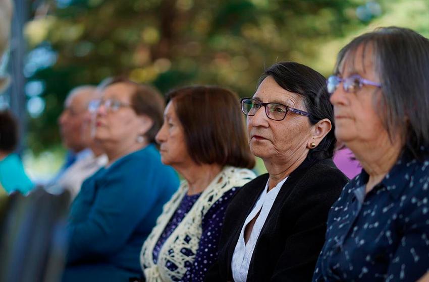 Seis  nuevos centros diurnos  para el adulto mayor tendrá la  Región de Ñuble