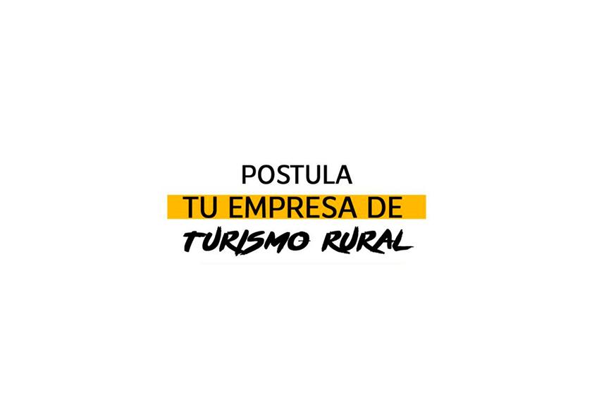 """Concurso """"Mujer Empresaria Turística"""" premiará con 2 millones a las mejores empresarias de Turismo Rural"""