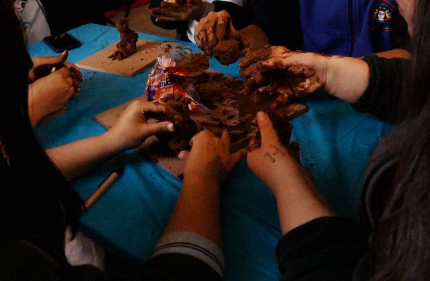 Docentes participan en diplomado de Mediación Cultural impartido por la Universidad de Chile