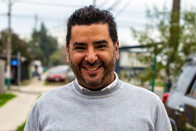 Gonzalo Muñoz Ramírez, candidato a Presidente Regional de Evópoli