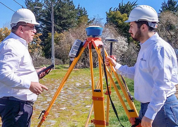 Ingeniería  Geoxploring SpA, dedicados a entregar soluciones que integren y tecnifiquen el sector Agro