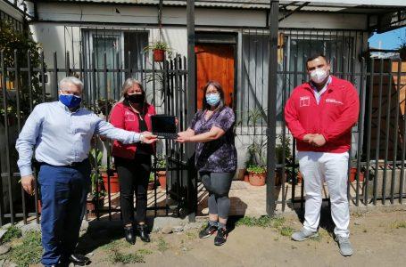 Jefas de Hogar de Ñuble inician curso de Seguridad y Prevención de Riesgos