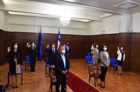 Corte de Apelaciones de Chillán retoma juramento de abogados desde la región de Ñuble