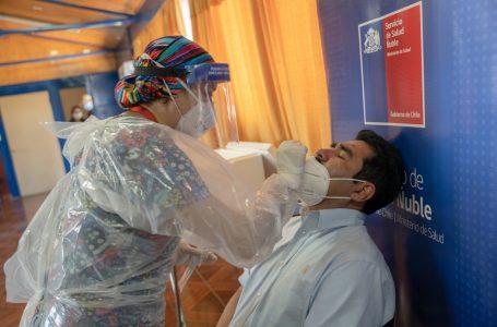 Continúan testeos masivos para detectar casos de Covid-19 en la Región