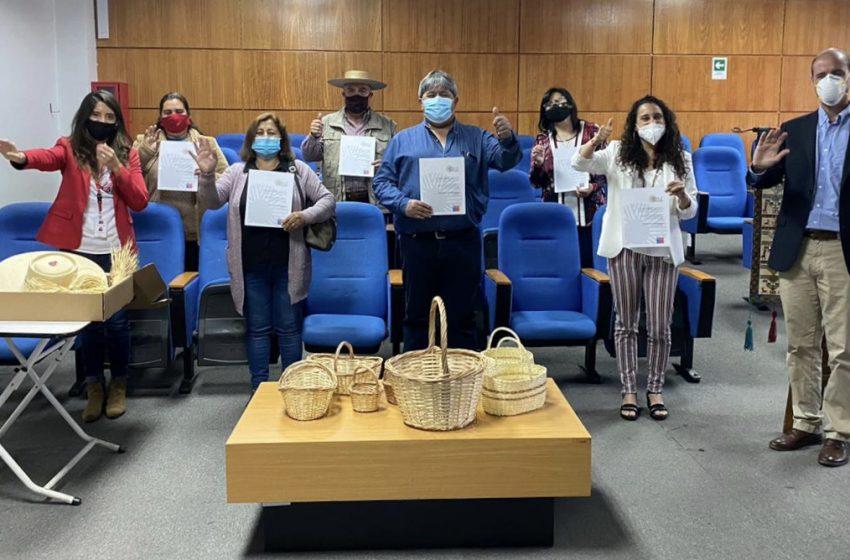 Seremi de las Culturas anuncia que 16 artesanos de Ñuble ingresaron al Registro Nacional ChileArtesanía