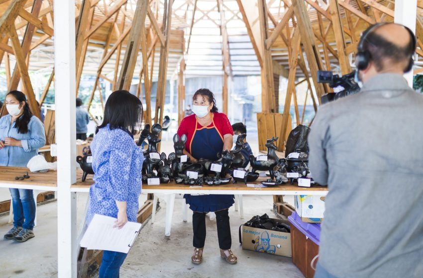 Ferias virtuales de artesanía de Ñuble continúan este sábado en Ninhue