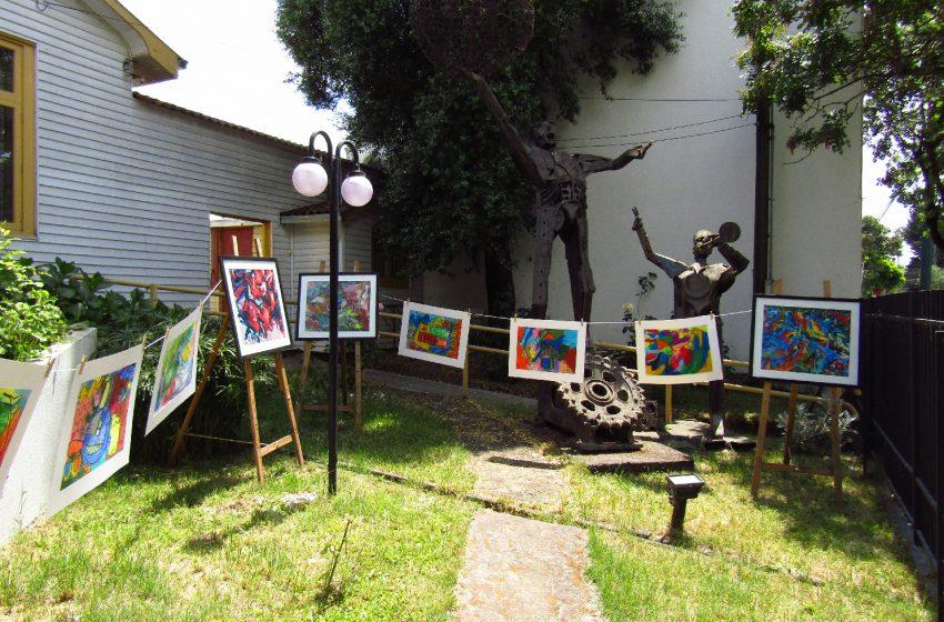Escuela Claudio Arrau coordina panorama durante la Semana de la Educación Artística