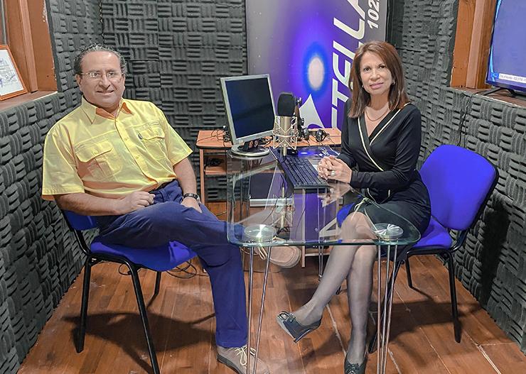 Radio Stellar de Chillán cumple destacados 34 años de vida