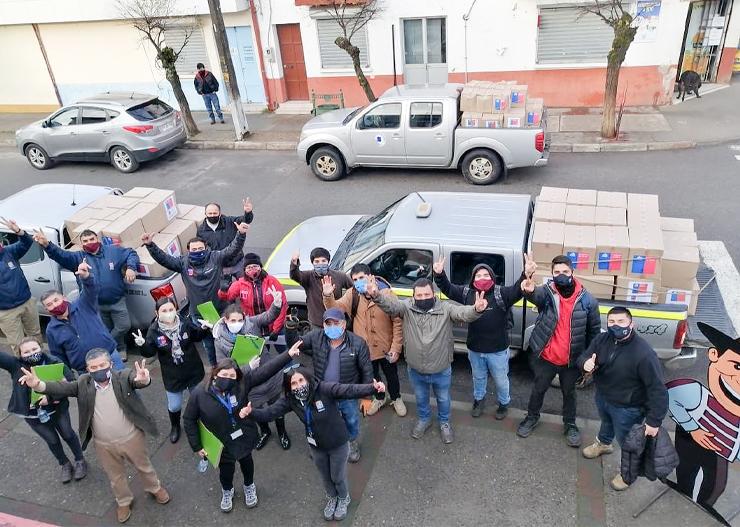 Servicio País apoya a las comunidades de la región de Ñuble