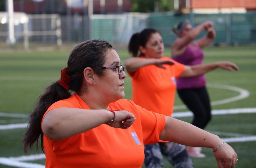 San Carlos vivió una fiesta deportiva con actividades al aire libre