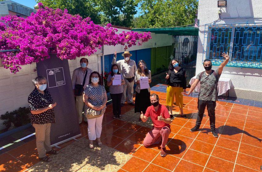 Seremi de las culturas y Temachi firman convenio para la ejecución del programa artes escénicas itinerantes en Ñuble