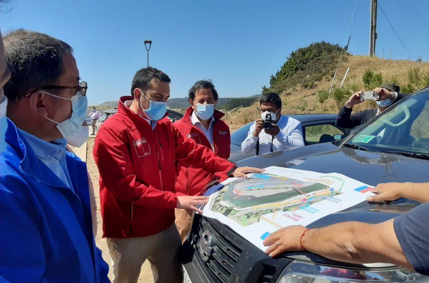 900 millones se invertirán en remodelación de playa La Boca de Buchupureo