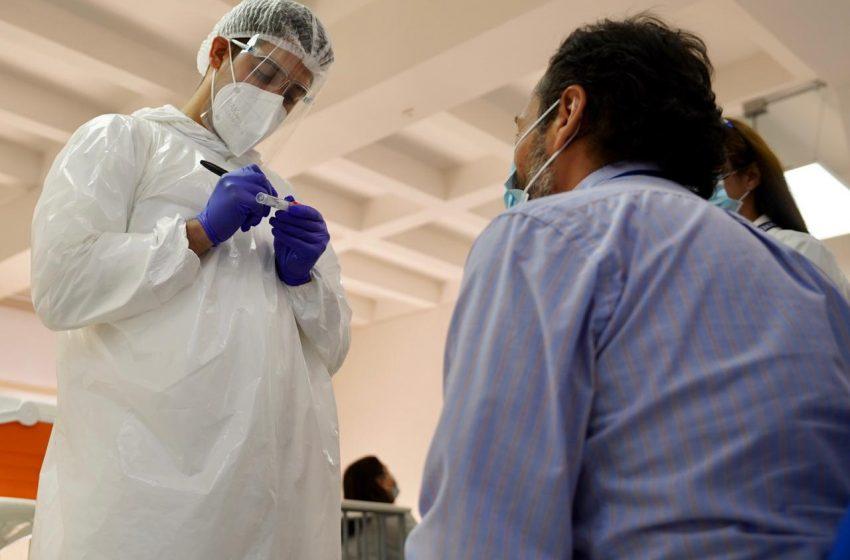 Noviembre es el segundo mes con más casos positivos en Ñuble desde que comenzó la pandemia