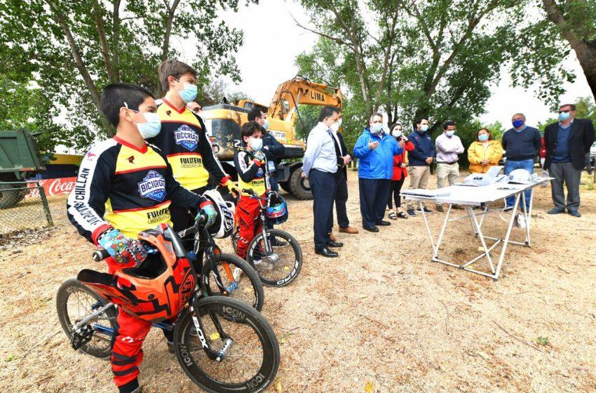 """Municipio da """"el vamos» a la construcción de Pista BMX de bicicross con estándares internacionales"""