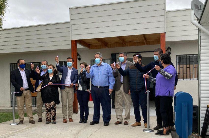 Iniciaron las atenciones del nuevo centro veterinario municipal de Chillán