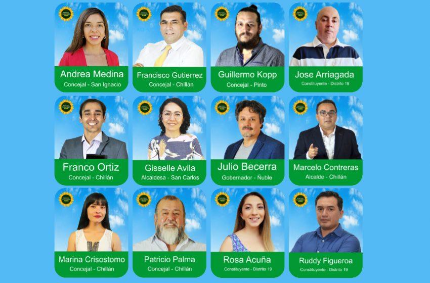 Partido Ecologista Verde de Ñuble