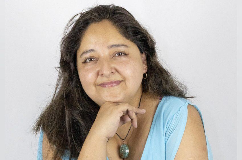 Scarlet Hidalgo Jara, Administradora Pública, Psicóloga, Magister en Gestión, Liderazgo y Política Educativa, se postula a Constituyente por Ñuble