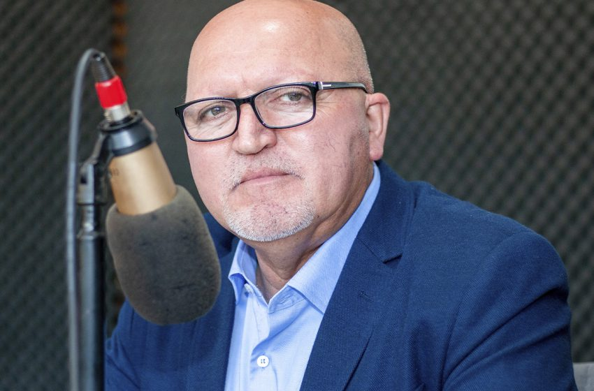Sergio Bahamondez Albornoz, reconocido locutor radial decide ser candidato a Concejal por la comuna de San Carlos