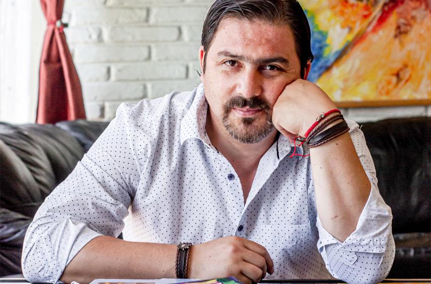 Luis Rodrigo Gacitúa Muñoz, candidato a Concejal por Chillán Viejo