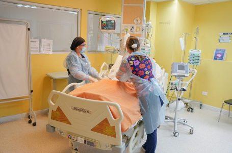 Ñuble registró la cifra más alta de personas hospitalizadas por Covid-19 en lo que va de la pandemia