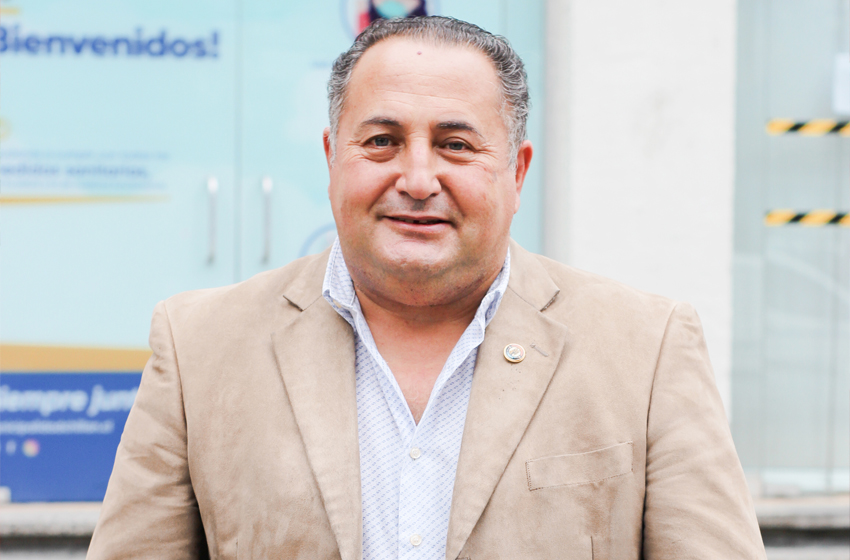 Ricardo Asfura, Candidato a Concejal por Chillán