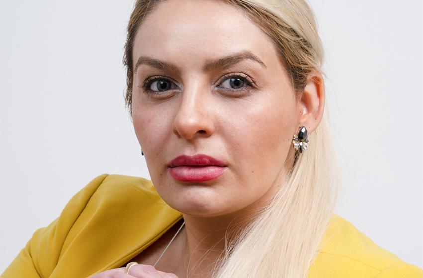 Elizabeth San Martin Grolmus, candidata Constituyente Independiente