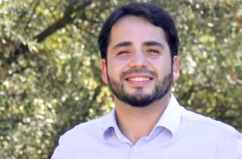 Marcelo Bonhomme Arias, trabajador Social y candidato a Concejal por Chillán Viejo