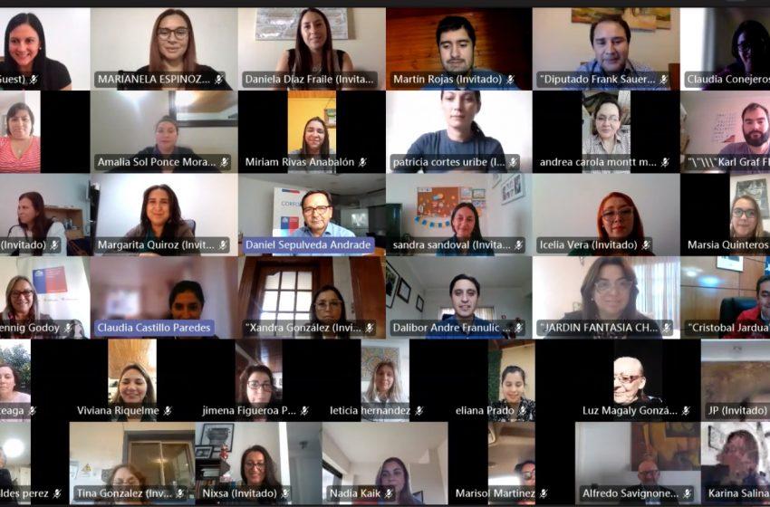Corfo entrega recursos a 45 emprendedoras de Ñuble para reactivar sus pymes
