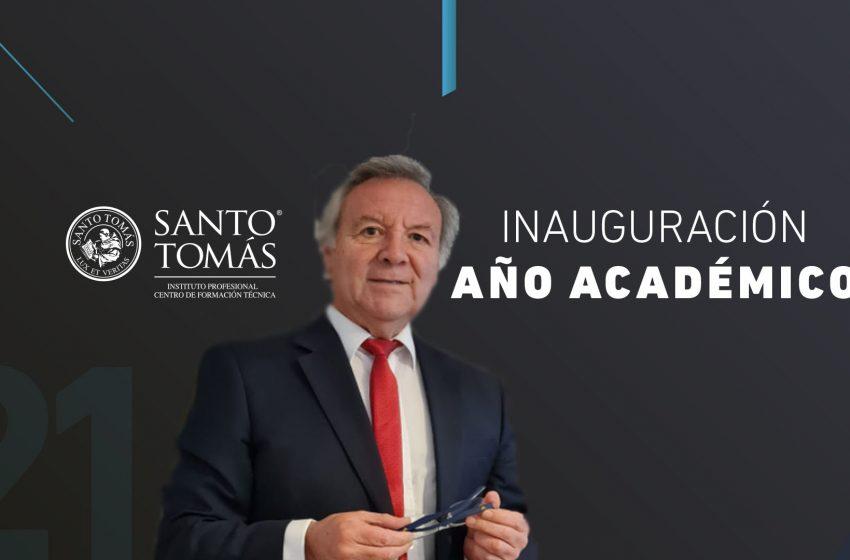 Santo Tomás sede Chillán inauguró el año académico 2021 con un resumen de los principales hitos del 2020