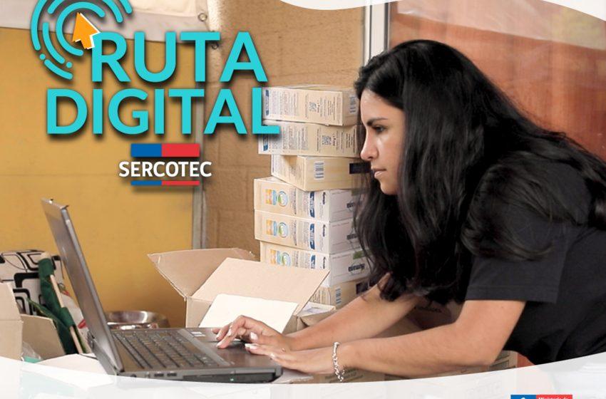 SERCOTEC abre programa que apoya a las pymes en la digitalización empresarial