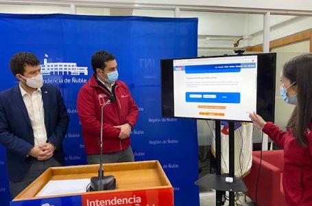 Con apoyo del Gobierno Regional FOSIS Ñuble abrió 1.075 cupos para programas de emprendimiento